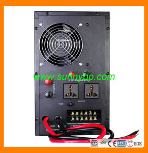 48V 6000W Pure Sine Wave Solar Inverter for Air Conditioner pictures & photos