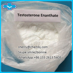 Raw Anabolic Steroid Powder Testosterone Enanthate for Bodybuilding pictures & photos