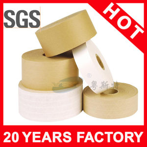 Water Activated Reinforced Gummed Tape (YST-PT-009) pictures & photos