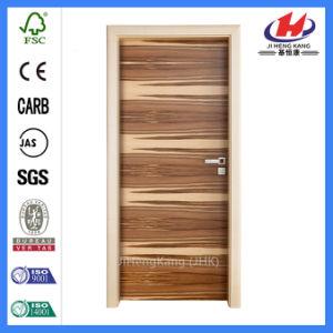 Wood Interior Molded for Sale Wooden Veneer Doors (JHK-F01) pictures & photos