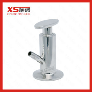 Stainless Steel Sanitary Weld Vsn Sample Valve pictures & photos