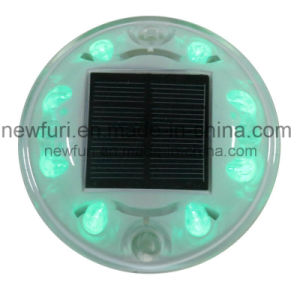 New Arrival 8 PCS LED Cat Eyes Solar Road Reflector pictures & photos
