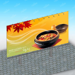 Double Sided Steel Advertising Spot Light Billboard pictures & photos