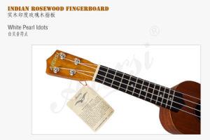 Aiersi 17 Inch Pocket Ukulele Mini Guitar Wholesale Musical Instrument pictures & photos