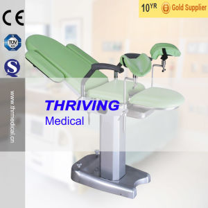 Electric Obstetric Gynecology Operating Table pictures & photos