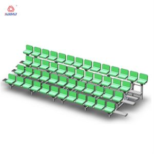 Indoor Bleachers Mobile Bleachers Seats pictures & photos