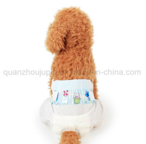 OEM Soft Breathable Disposable Menstrual Female Dog Diaper pictures & photos