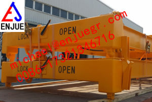 Semi-Automatic 40FT/20FT Standard Container Spreader Container Spreaders pictures & photos