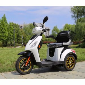 3 Wheel City Electric Mobility Scooter for Disabled/Old People (SZE500S-5) pictures & photos