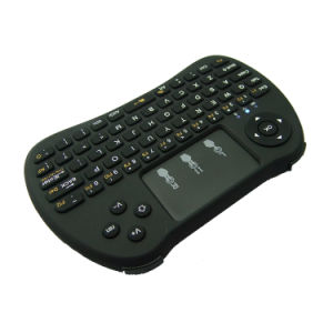 H9 Wireless Mini Keyboard 2.4G Remote Control Fly Air Mouse pictures & photos