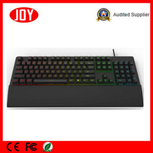 Wired USB Computer Gaming Mechanical Keyboard pictures & photos