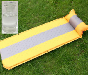 Self Inflating Camping Pad Customized Adhesive pictures & photos