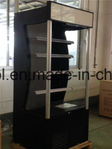 Custom High Quality Open Chiller for Supermarket pictures & photos