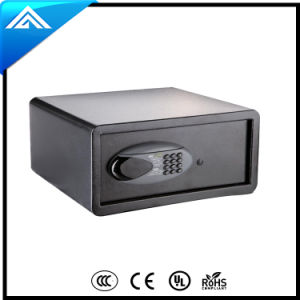 Laptop Size Magnetic Card Hotel Safe with LED Display pictures & photos