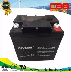 Np24-12 12V 24ah Long Life Design UPS Small Battery pictures & photos
