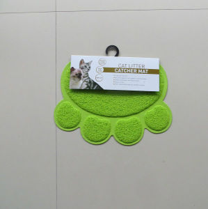 PVC Coil Pet Product Pet Toilet Mat pictures & photos