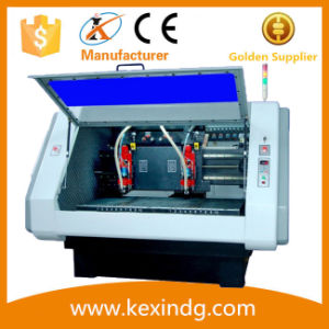 Air Bearing Spindle PCB CNC Drilling Routing Machine for PCB Metal Board pictures & photos