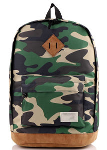 """15.6"""" Laptop Bag Camouflage College School Backpack pictures & photos"""