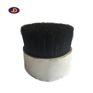 Natural Bristles From China with White, Black Color pictures & photos