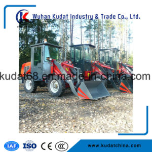 Mini Front Wheel Loader Swm612 pictures & photos