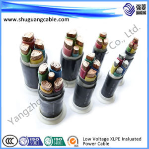 Low Smoke/Halogen Free/PE Insulated/Screened/Soft/PE Sheathed/Computer Cable pictures & photos
