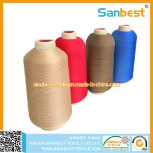 100% Nylon Textured Thread (Woolly Nylon Thread) pictures & photos