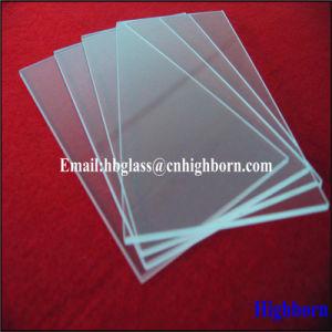 Ge Material Big Diameter Silica Quartz Glass Slide pictures & photos