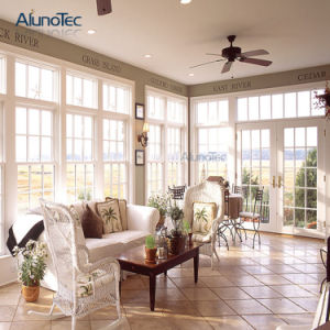 American Style Vertical Single Sash Window pictures & photos