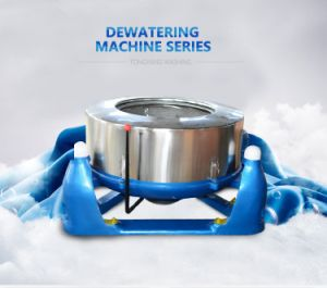 Laundry Hydro Extractor/Industrial Extracting Machine/Centrifugal Hydro Extractor pictures & photos