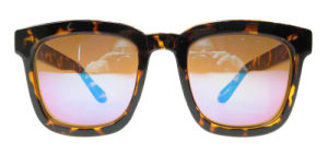 Wholesales High Quality Fashion Designer Plastic Sunglasses pictures & photos