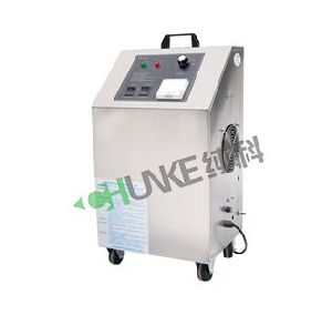Chunke CE Approved 10g/H Ozone Generator for Cleaning Vegetables pictures & photos