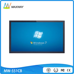 "Big Size Wide Screen 55"" All in One PC TV Touchscreen with Windows 7/8/10 (MW-551CB) pictures & photos"