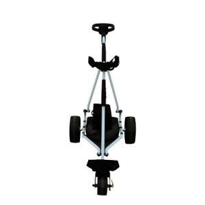 CE Certificated Comfortable Trolley for Golf Course (DG12150-B) pictures & photos