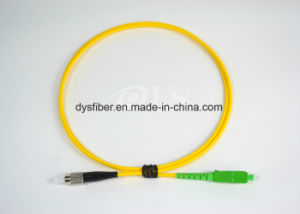 FC Sc Connector 2.0mm 3.0mm Optical Jumper Fiber Optic Patch Cord Fiber Optic Cable pictures & photos