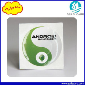 Hf 13.56MHz ISO14443A Paper RFID NFC Sticker pictures & photos