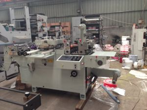 Automatic Die Cutting Machine Flat-Bad Mq-450 pictures & photos