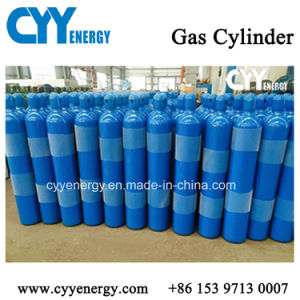 200bar High Pressure Stainless Steel Oxygen Nitrogen Hydrogen Argon Helium CO2 Gas Cylinder pictures & photos