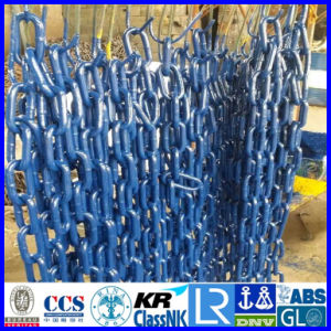 G80 Alloy Steel 1≃ mm Cargo Lashing Chain pictures & photos