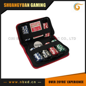 150PCS Poker Chip Set in Zipper Bag (SY-S38) pictures & photos