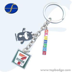 Hotsale Wholesale Custom Design Keychain (FTKC1057H) pictures & photos
