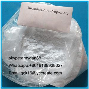 Raw Anabolic Steroids Powder Masteron Propionate Drostanolone Propionate 521-12-0 pictures & photos