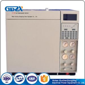 Dissolved gas analysis for transformer oil gas chromatograph portable oil pictures & photos