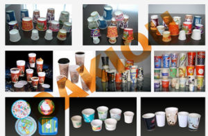 Fully Automatic Paper Cup Making Machine pictures & photos