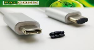 Aluminium Alloy Shell with Dustproof Cable for Type C Interface Equipment pictures & photos