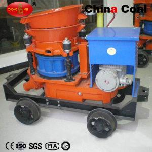 Construction Mining Tunneling Pz-3 Dry Mix Concrete Shotcrete Gunite Machine pictures & photos