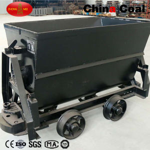 High Quality China Coal Kfu Series Bucket-Tipping Car pictures & photos