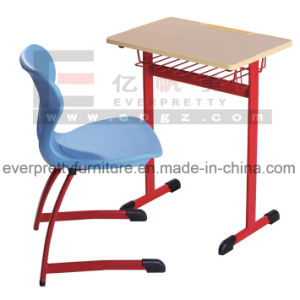 School Desk Chair Furniture in Our Factory pictures & photos
