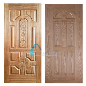 Supply Chile/Bulgaria/Mexico/Panama Market Moulded Door Skin pictures & photos