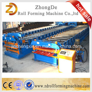 Colorful Roof Roll Forming Machine pictures & photos