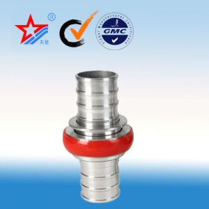 Male and Female Fire Hose Coupling pictures & photos